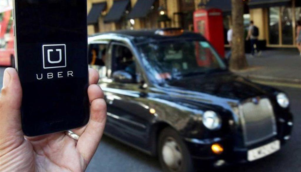 Uber Proibida em Londres